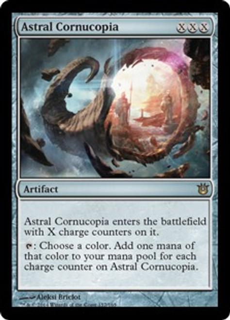 MtG Born of the Gods Rare Astral Cornucopia #157