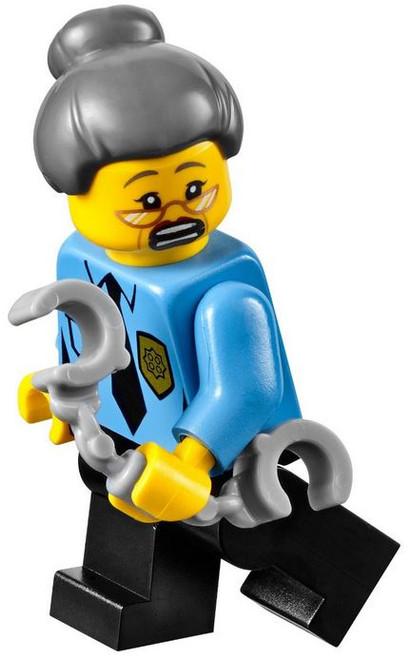 The LEGO Movie Loose Ma Cop Minifigure