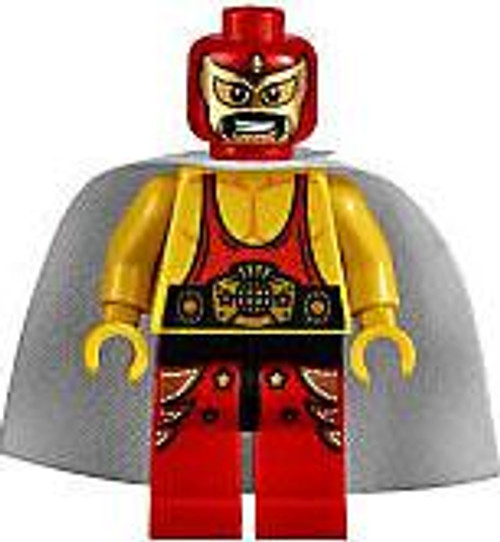 The LEGO Movie Loose El Macho the Wrestler Minifigure
