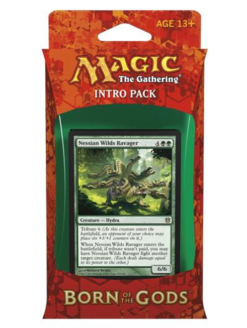 MtG Born of the Gods Insatiable Hunger Intro Pack [Sealed]