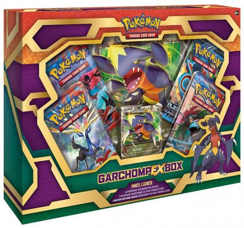 Pokemon Black & White Garchomp EX Box