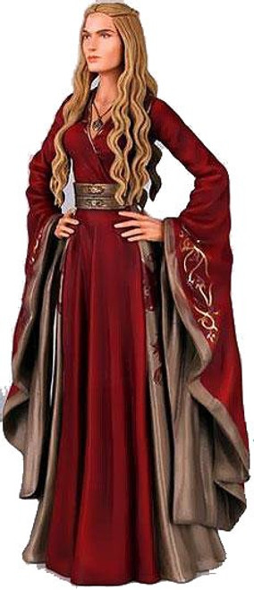 Game of Thrones Cersei Baratheon 7.5-Inch Collectible Figure