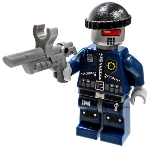 The LEGO Movie Loose Robo SWAT Minifigure [Knit Cap]
