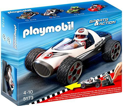 Playmobil Sports & Action Rocket Racer Set #5173