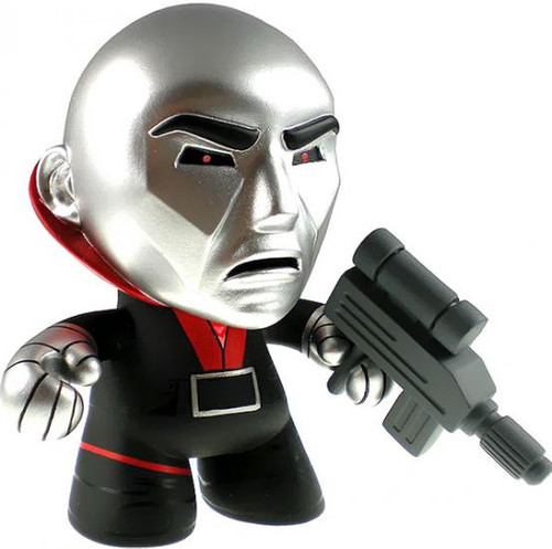 GI Joe Series 1 Destro 3-Inch Vinyl Figure [Loose]