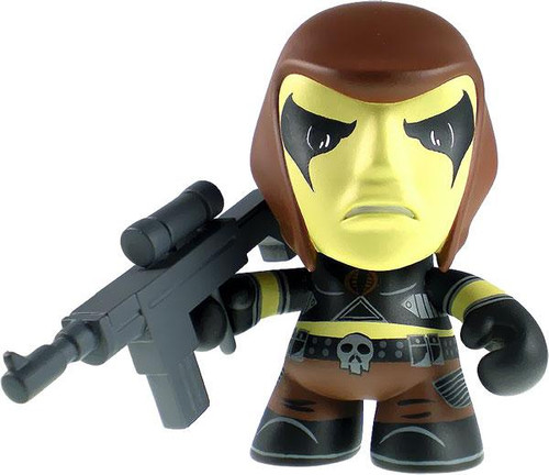 GI Joe Series 1 Zartan 3-Inch Vinyl Figure [Loose]