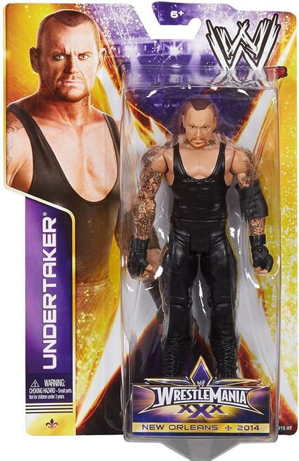 WWE Wrestling Series 36 Undertaker Action Figure