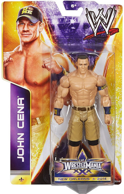 WWE Wrestling Series 36 John Cena Action Figure