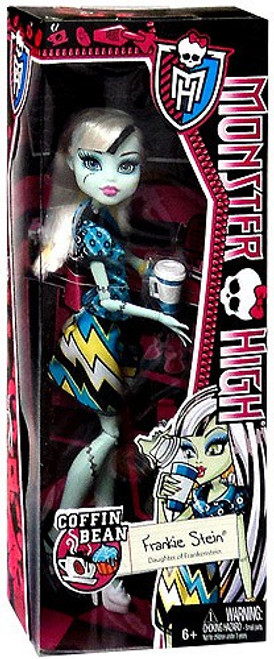 Monster High Coffin Bean Frankie Stein 10.5-Inch Doll