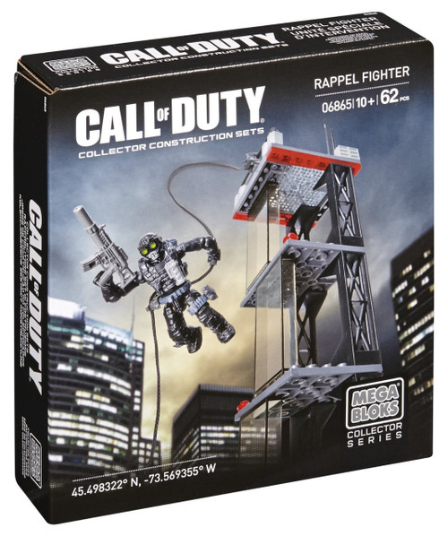 Mega Bloks Call of Duty Ghost Repel Fighter Set #06865