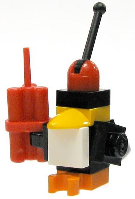 LEGO DC Universe Super Heroes Loose Penguin Minion Minifigure [Loose]