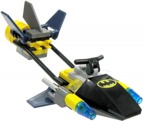 LEGO DC Universe Super Heroes Loose Mini Vehicles Batsub Loose Vehicle [Loose]
