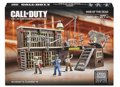 Mega Bloks Call of Duty Mob of the Dead Set #06857