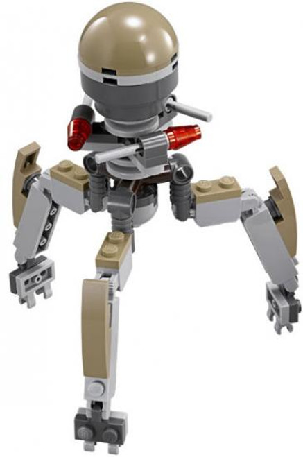 LEGO Star Wars Tri-Droid Loose Vehicle [Loose]