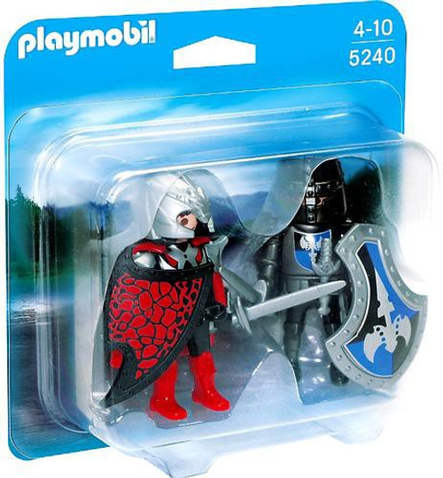 Playmobil Duo Pack Knights Duel Set #5240