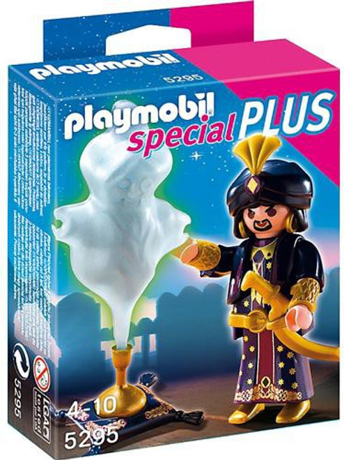 Playmobil Special Plus Magician with Genie Lamp Set #5295