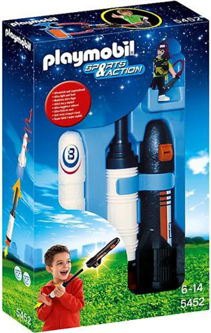 Playmobil Sports & Action Power Rockets Set #5452
