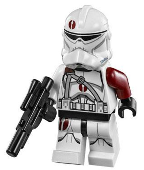 LEGO Star Wars Loose Saleucami BARC Trooper Minifigure [Loose]