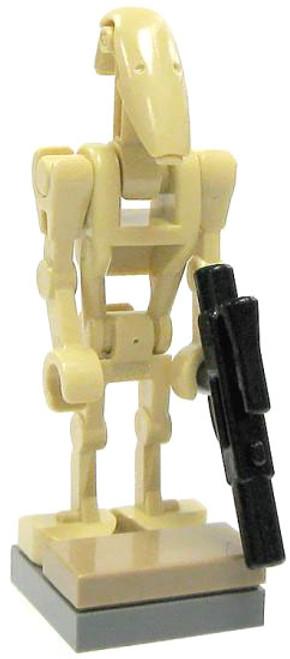 LEGO Star Wars Loose B-1 Battle Droid Minifigure [Loose]