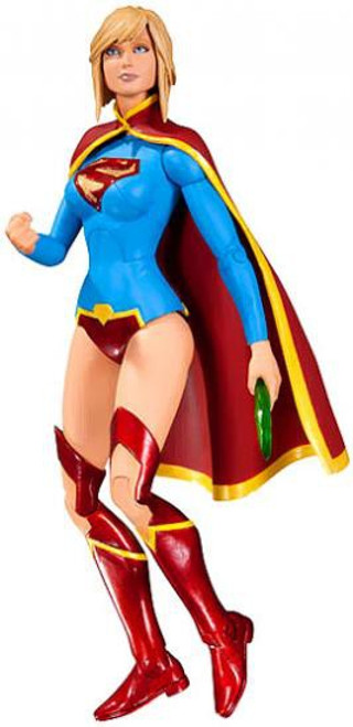 DC Justice League The New 52 Supergirl Action Figure