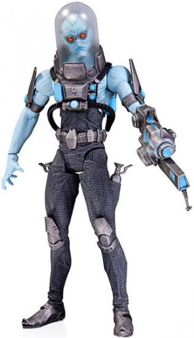 DC Comics Batman Designer Greg Capullo Series 2 Mr. Freeze Action Figure #7