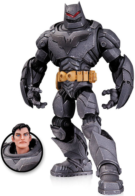 DC Comics Designer Greg Capullo Series 2 Thrasher Suit Batman Deluxe Action Figure #8