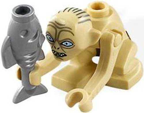LEGO The Lord of the Rings Loose Smeagol Minifigure [Loose]