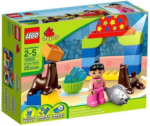 LEGO Duplo Circus Show Set #10503
