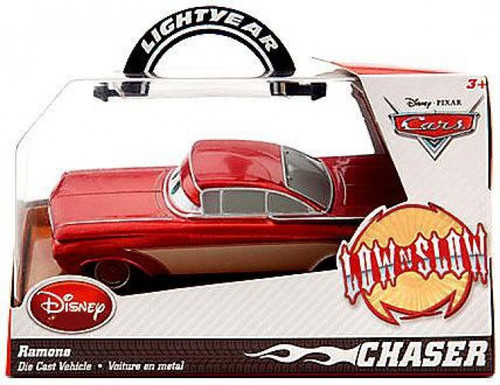 Disney Cars 1:43 Lightyear Low N Slow Ramone Exclusive Diecast Car