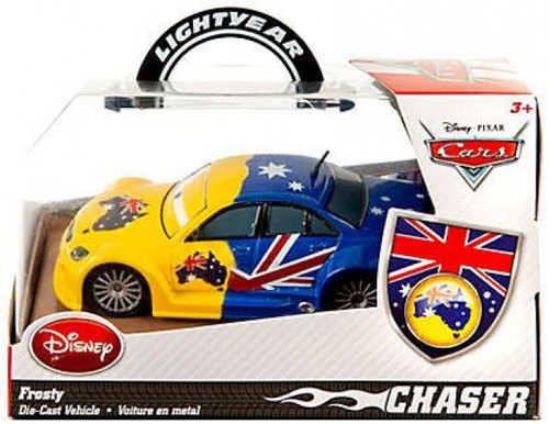 Disney Cars 1:43 Lightyear Frosty Exclusive Diecast Car