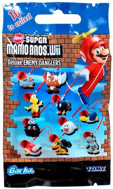 New Super Mario Bros Wii Enemy Danglers 1-Inch Mystery Pack