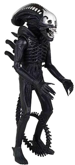 Alien Vintage Jumbo Xenomorph Action Figure
