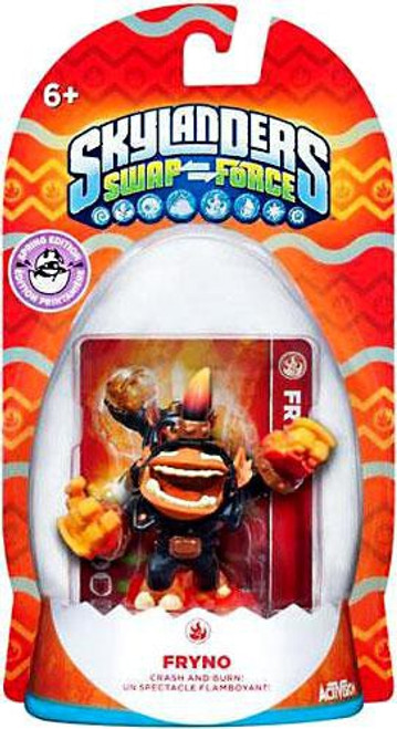 Skylanders Swap Force Spring Edition Fryno Figure Pack