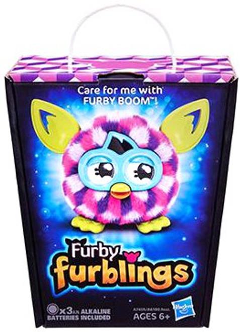 Furby Furblings Pink Cubes Figure