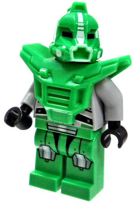 LEGO Galaxy Squad Loose Robot Sidekick Minifigure [Green]