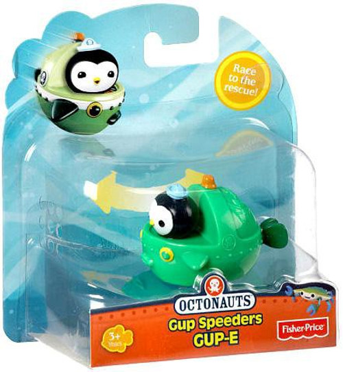 Fisher Price Octonauts Gup Speeders GUP-E Toy Vehicle