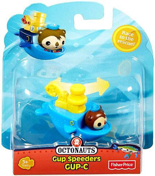 Fisher Price Octonauts Gup Speeders GUP-C Toy Vehicle