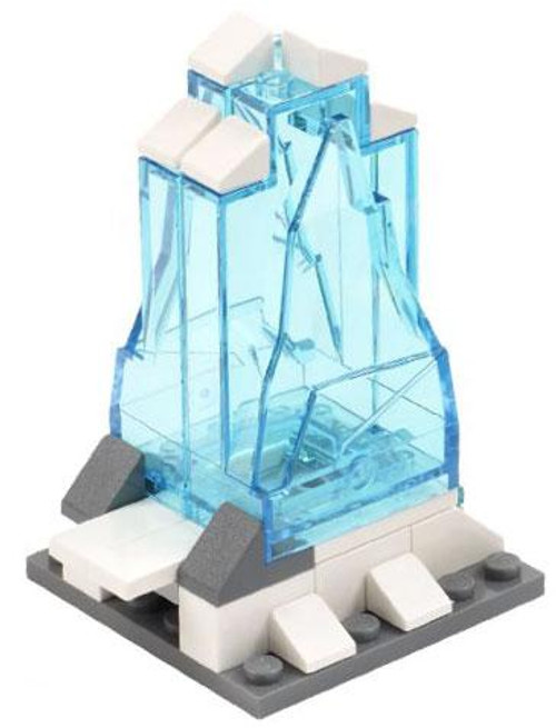 LEGO DC Universe Super Heroes Terrain Sets Mr. Freeze Ice Prison [Loose]