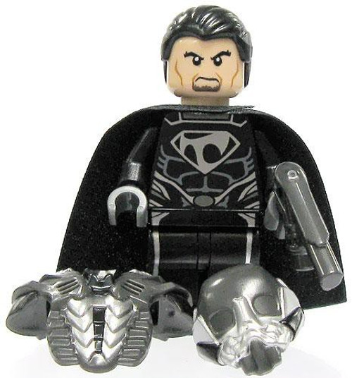 LEGO DC Universe Super Heroes Loose General Zod Minifigure [Loose]