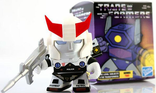 "Transformers 3 Inch Vinyl Series 2 3"" Mystery Pack"