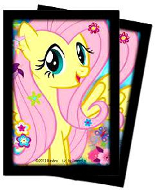 Ultra Pro My Little Pony Card Supplies Fluttershy Deck Protector Small Card Sleeves [60 ct]