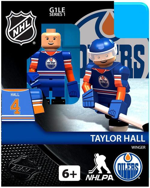 Edmonton Oilers NHL Generation 1 Series 1 Taylor Hall Minifigure