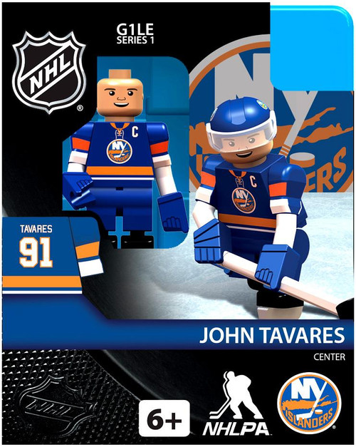 New York Islanders NHL Generation 1 Series 1 John Tavares Minifigure