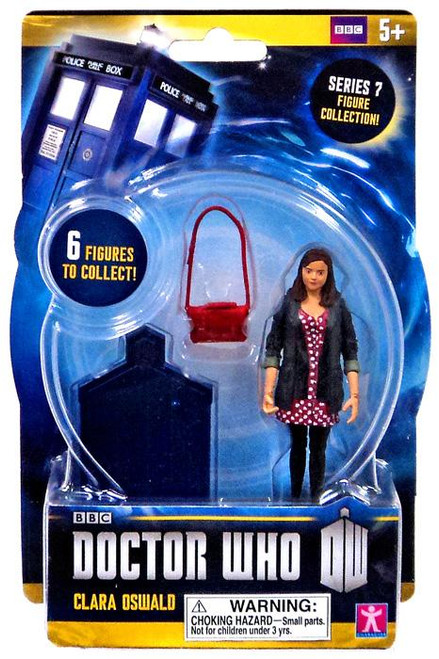 Doctor Who Series 7 Clara Oswald Action Figure