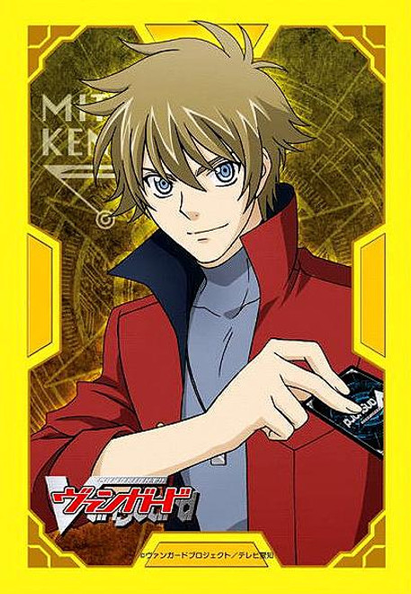 Cardfight Vanguard Japanese Card Supplies Kenji Mitsusada Card Sleeves [Japanese]