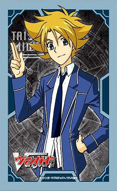 Cardfight Vanguard Japanese Card Supplies Taishi Miwa Card Sleeves [Japanese]