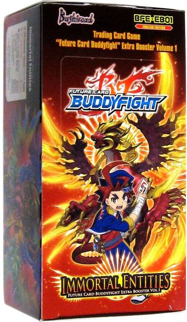 Future Card BuddyFight Immortal Entities Extra Booster Box BFE-EB01