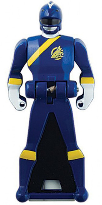 Power Rangers Legendary Ranger Key Pack Blue Wild Force Ranger Key [Loose]