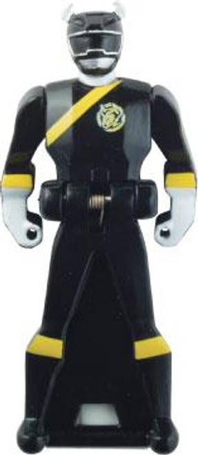 Power Rangers Legendary Ranger Key Pack Black Wild Force Ranger Key [Loose]