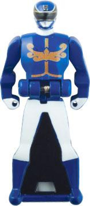Power Rangers Legendary Ranger Key Pack Blue Megaforce Ranger Key [Loose]